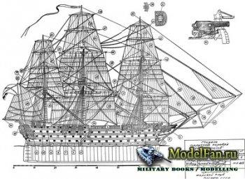 Чертежи парусных кораблей (Alinghi-SUI-64, Amistad, Boat Fortuna, Bote de Madera, Brigoletta Arnaldo, Cisterna...